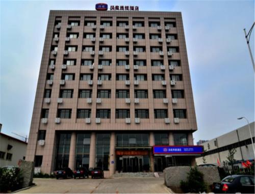 . Hanting Express Dalian Development Zone Wanda Plaza