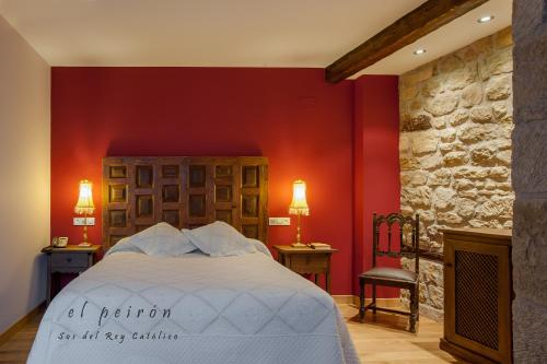 Superior Double or Twin Room El Peiron 23
