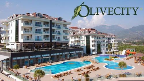 Alanya Apartment in Olive City rooms