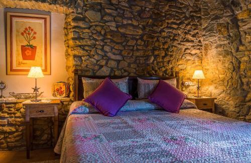 Habitación Doble Deluxe Hotel Mas Rabiol 9