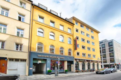 Leonardo Boutique Hotel Munich photo 24