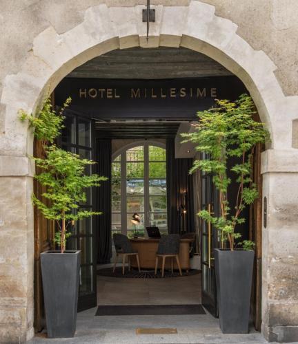 Millésime Hôtel