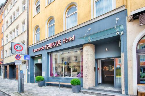 Leonardo Boutique Hotel Munich photo 31