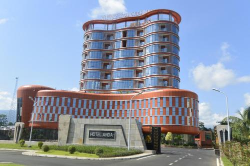 . Hotel Anda China Malabo