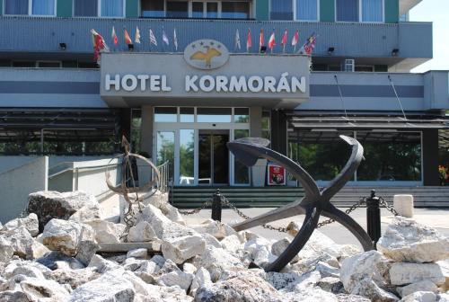 . Hotel Kormorán