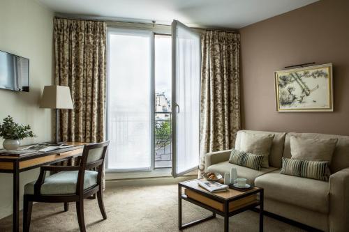 Hôtel Aiglon - Esprit de France photo 16