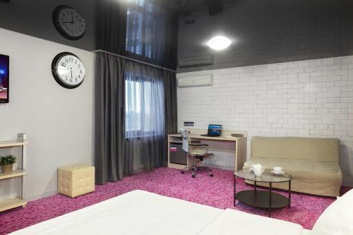 Marins Park Hotel Nizhny Novgorod Люкс с 1 спальней