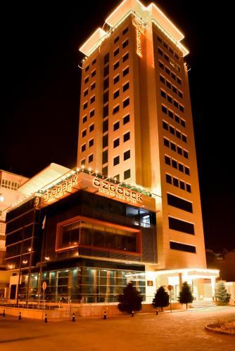 Usak Özgöbek Rönesans Hotel De Luxe indirim kuponu
