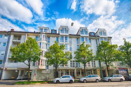 Leonardo Hotel München City West impression