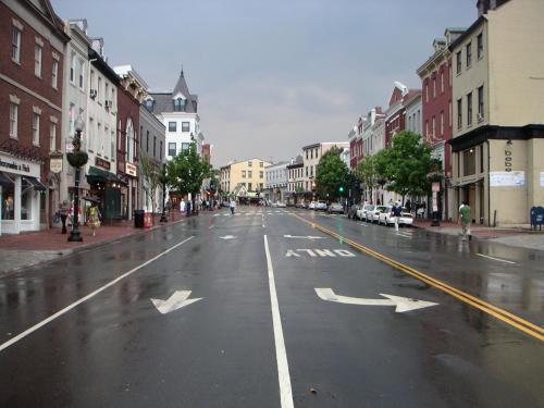 The Georgetown Inn - Washington, DC 20007