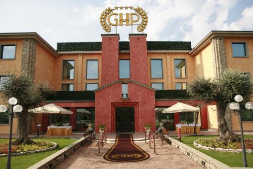. Grand Hotel Del Parco - Bergamo Airport