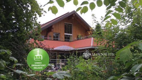 Alpen-suite - Apartment - Kleinwalsertal