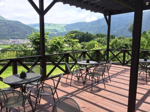 由布院溫泉溫泉旅館山脈傳統日式旅館 Ryokan Yamanami