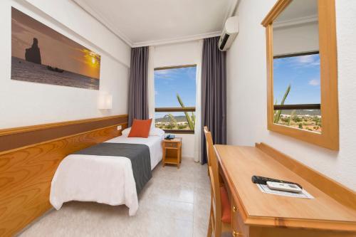 Hotel Playasol Mare Nostrum værelse billeder
