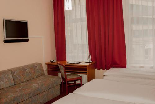 Hotel Residence am Hauptbahnhof photo 26