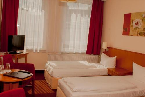Hotel Residence am Hauptbahnhof photo 13
