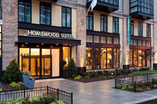 . Homewood Suites By Hilton Washington DC Convention Ctr Area