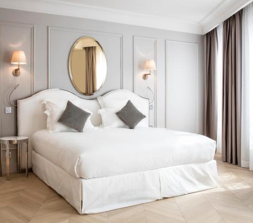 Hotel Trinité Haussmann - Hôtel - Paris