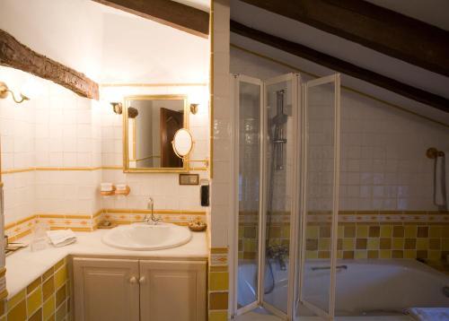 Doppelzimmer mit Terrasse Casa Del Maco 12