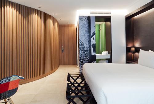 Double Room Vila Arenys Hotel 16