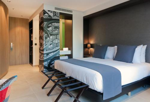 Double Room Vila Arenys Hotel 18