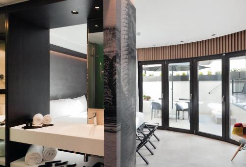 Superior Deluxe Doppelzimmer Vila Arenys Hotel 16