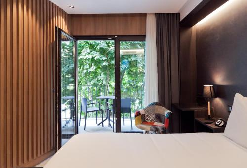 Superior Double Room Vila Arenys Hotel 18
