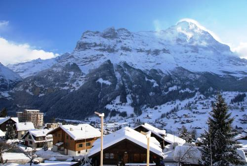 Apartment Alpenblume - GRIWA RENT AG - Grindelwald