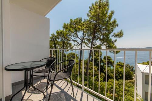Tweepersoonskamer met Balkon (Double Room with Balcony)