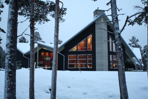 . Årrenjarka Mountain Lodge