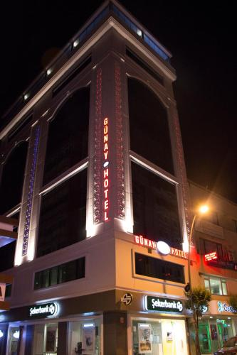 Elazığ Elazig Gunay Hotel tatil