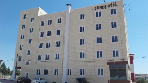 Hacıbektaş Gunes Hotel map