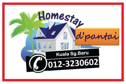 D'Pantai Homestay Kuala Sg. Baru