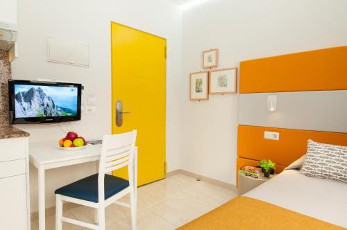Hotel Apartamento Bajamar 26