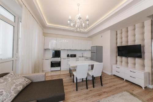 The Base Apartments room photos