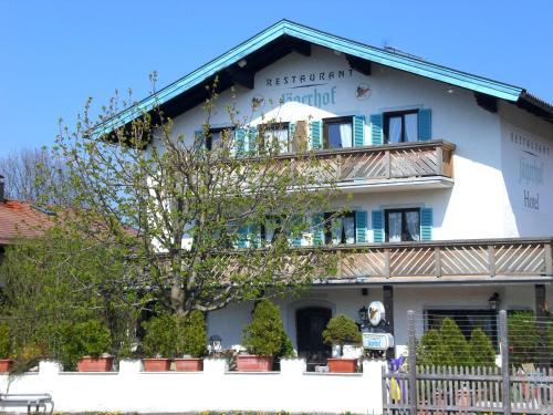. Hotel Jägerhof garni