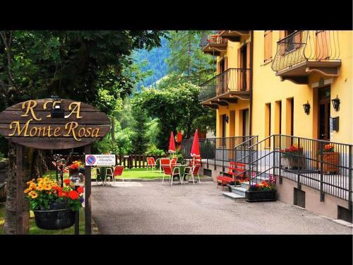 R.T.A. Hotel Monte Rosa Champoluc