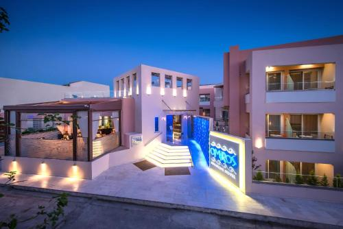 . Omiros Boutique Hotel (Adults Only)