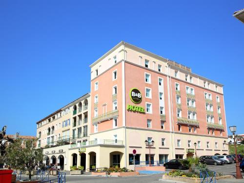 B&B Hôtel Martigues Port-de-Bouc
