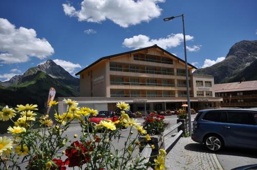 Hotel Walserstube Warth