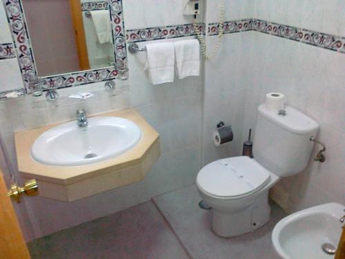 Real Caparica Hotel værelse billeder