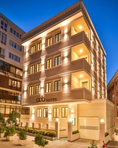 Istanbul Ada Suites Nisantasi odalar