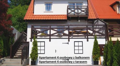 . Apartamenty Mikołajki