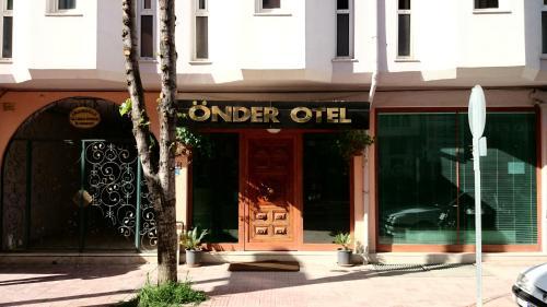 Erbaa Önder Otel how to get