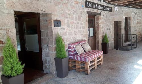 Accommodation in Santa Pau