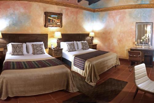 . Hotel Eterna Primavera Antigua