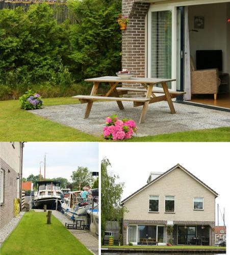 Appartement Hoek, Pension in Giethoorn bei Steenwijk
