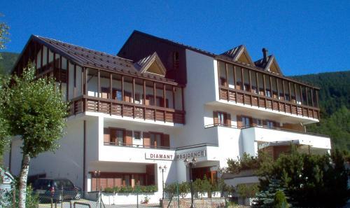 Residence Diamant - Accommodation - Andalo