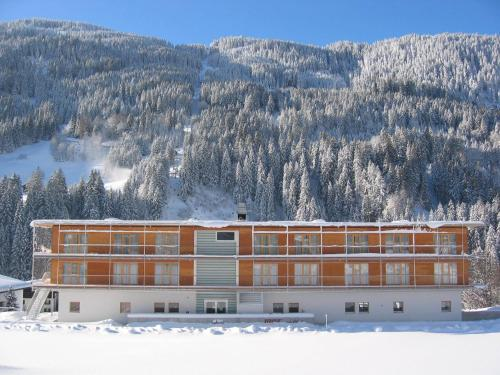 Base Aktivhotel Montafon St. Gallenkirch