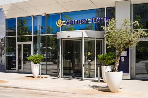 Golden Tulip Marseille Euromed, 6 Place Henri Verneuil, 13002 Marseille, France.
